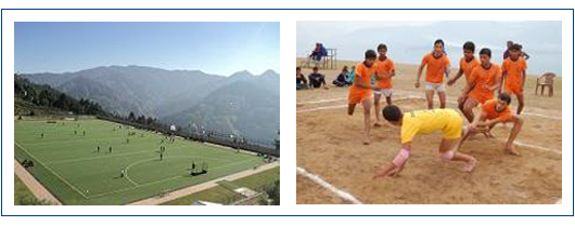 Youth Services and Sports Department, Government of Himachal