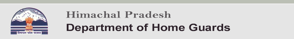 Home Guards  Department, Government of Himachal Pradesh