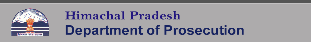 Prosecution Department, Government of Himachal Pradesh
