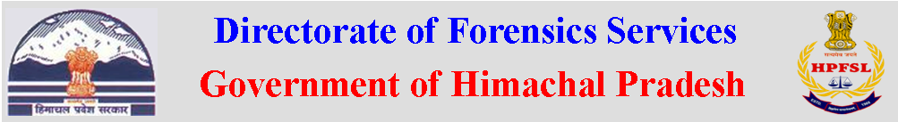 State Forensic Science Laboratory , Government of Himachal Pradesh