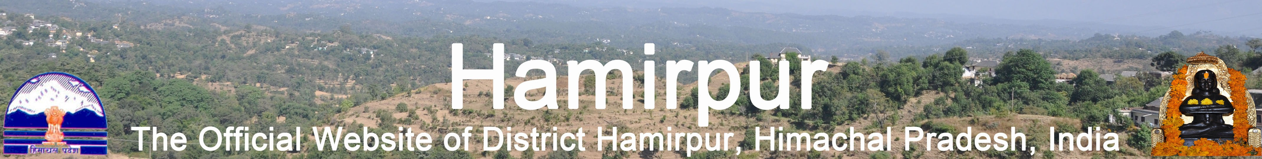 Hamirpur , District Website, HP