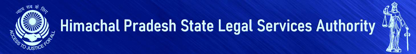 HP State Legal Services Authority,  Official Website