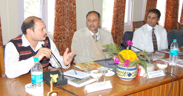 �National Workshop� On 'Perspective Plans for Capacity Building & Training' held on 24-25th Sept, 09 (JPG, 99 KB)