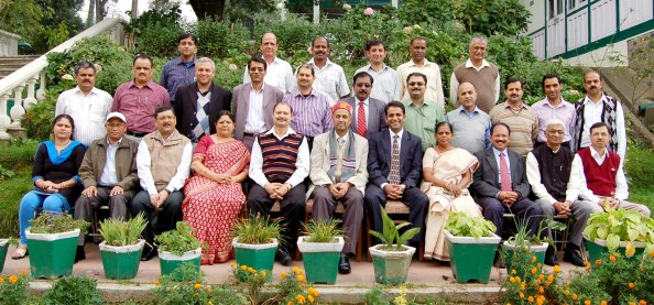 �National Workshop� On 'Perspective Plans for Capacity Building & Training' held on 24-25th Sept, 09 (JPG, 80 KB)