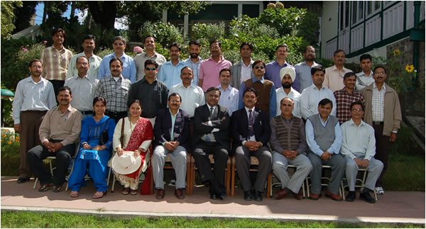 Training programme on Stores Management & Financial Administration (JPG, 81 KB)