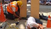 Mock Drill conducted by NDRF