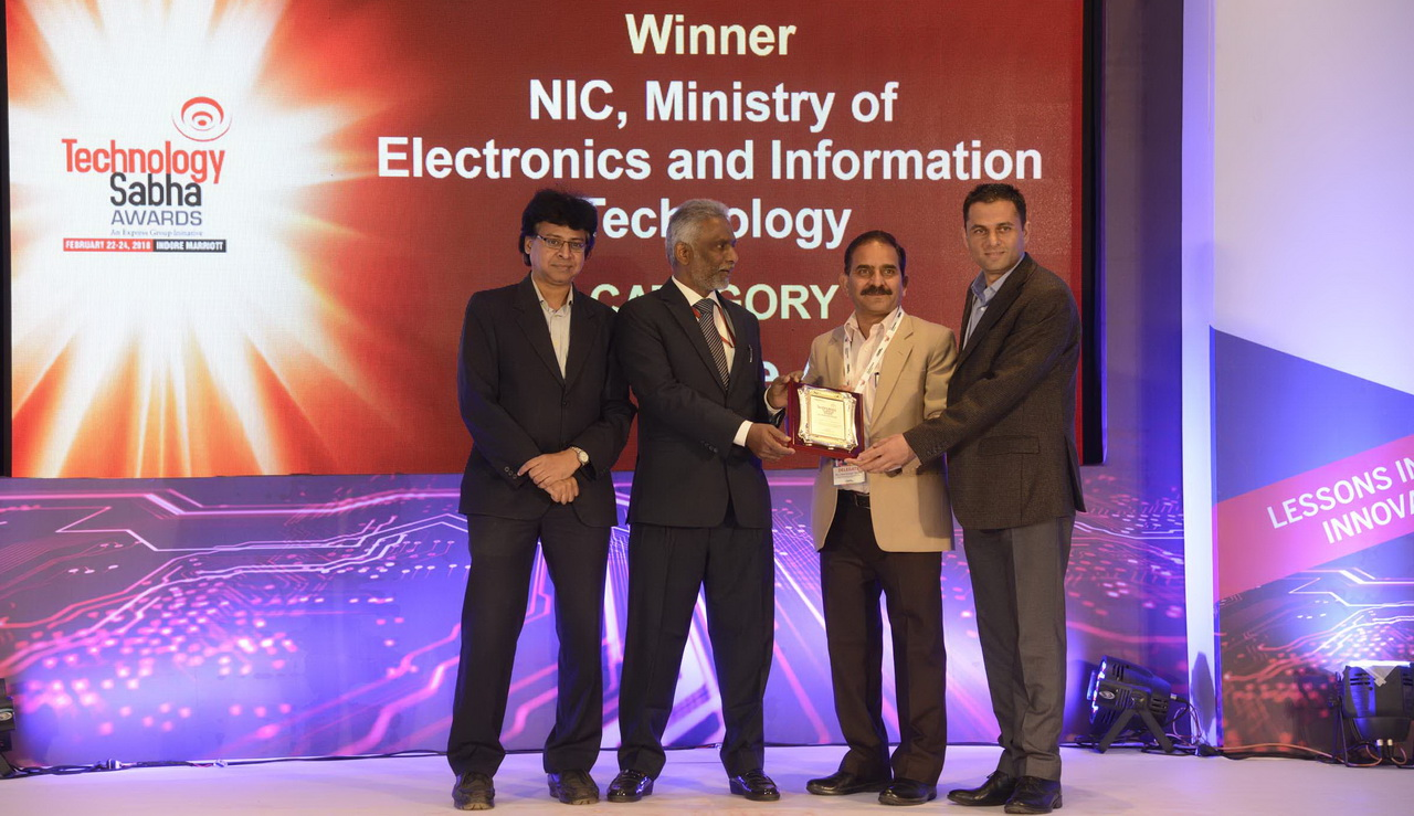Technology Sabha Award for Enterprise Solution