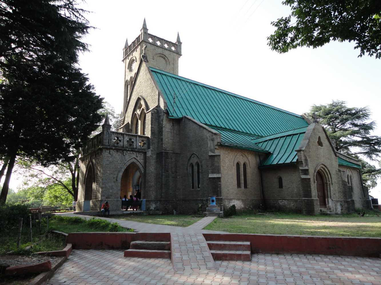 CHRIST_CHURCH_KASAULI