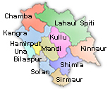 District Websites of Himachal Pradesh